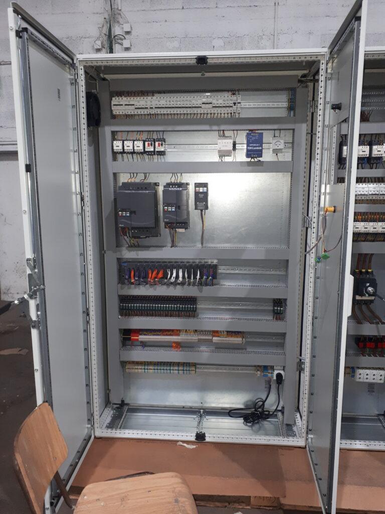 לוחות חשמל | מרקון