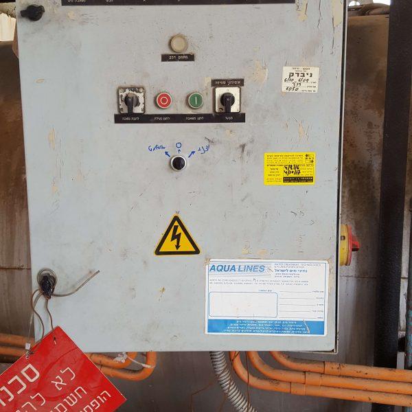 בניית לוחות חשמל ובקרה | מרקון